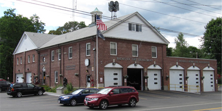 Lt. Michael E. Neuner Fire Headquarters